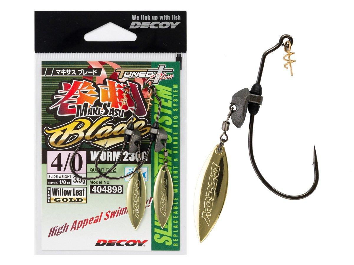 Japońskie nowości Decoy, nowości 13 Fishing i Scierra