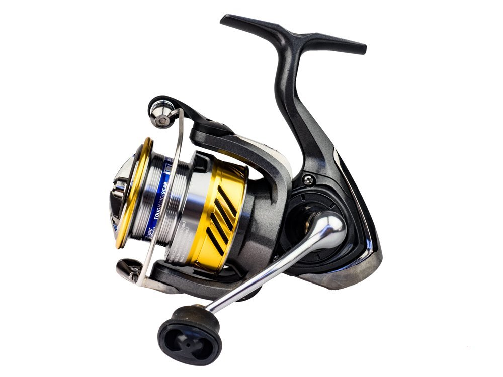 Daiwa reels, Salmo lures, fluorocarbon lines