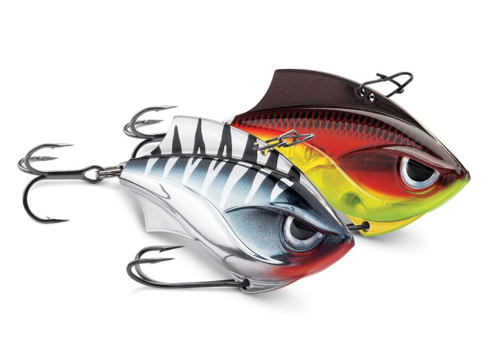 New lures Rapala, Westin, Hunter