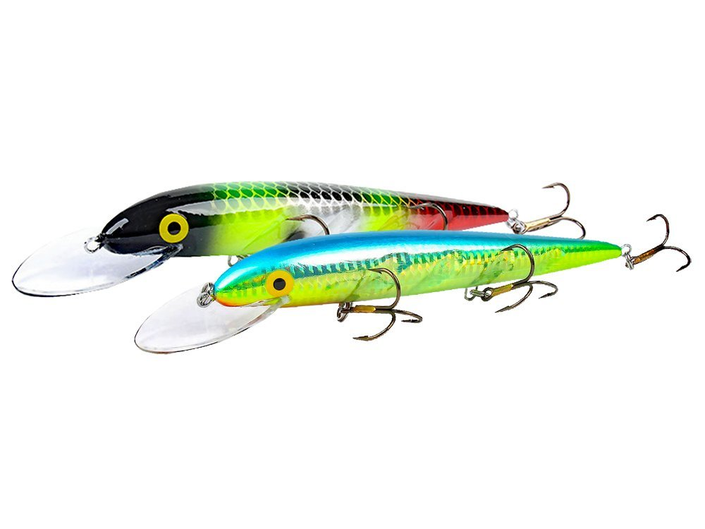 New products from Westin, Sakura and new lures from Finland