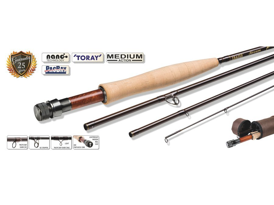 Traper fly fishing equipment, special price for Rapala