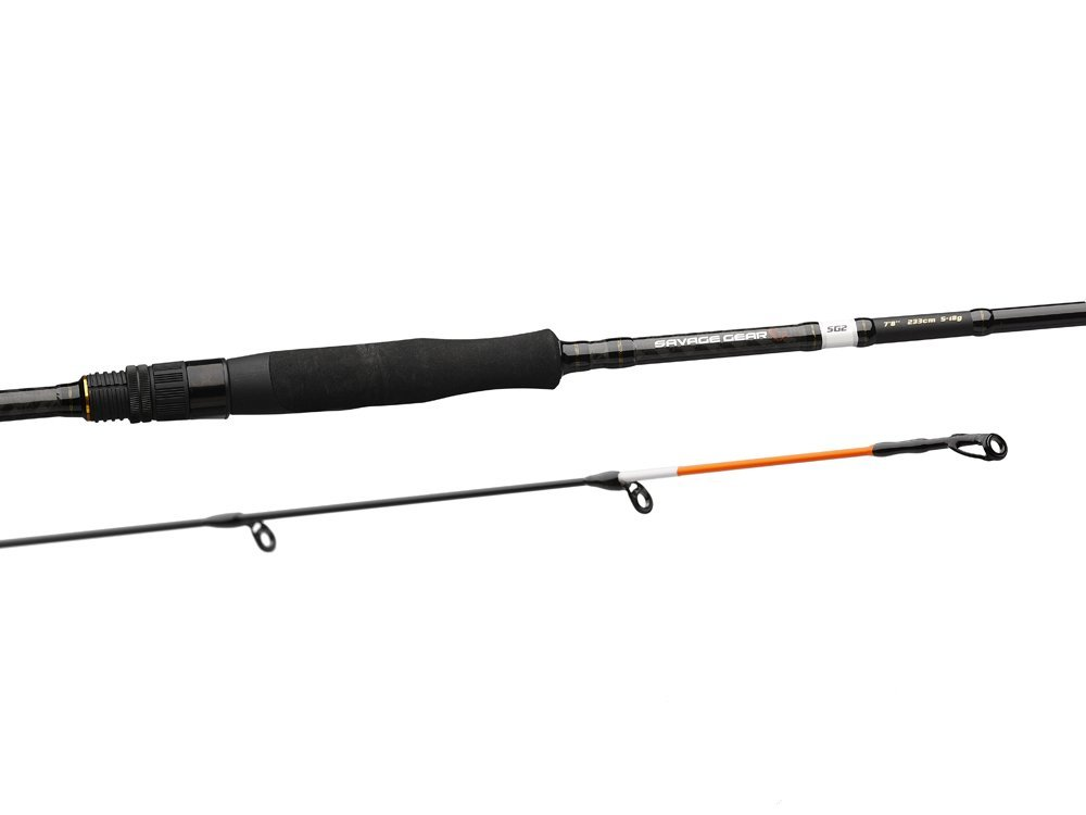 Savage Gear spinning and casting rods, new products from Dragon