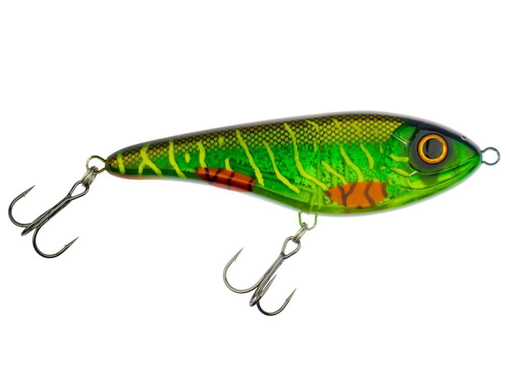 New Strike Pro lures, limited colors from Westin